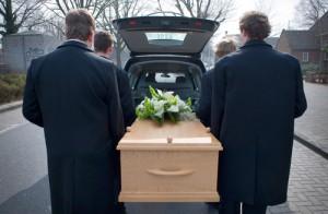 Mourning car