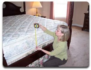 How to Measure for Bed Bug Encasement Products